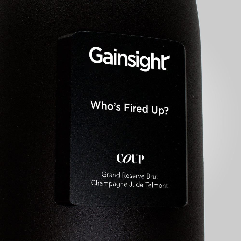 Gainsight - Who's Fired Up?