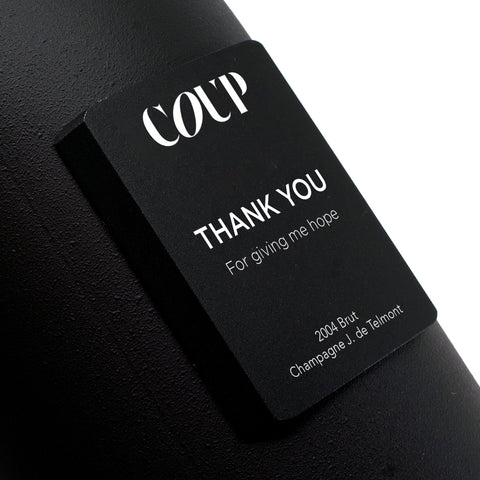 Thank You - Custom Message