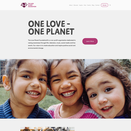 PLANET LOVE FOUNDATION