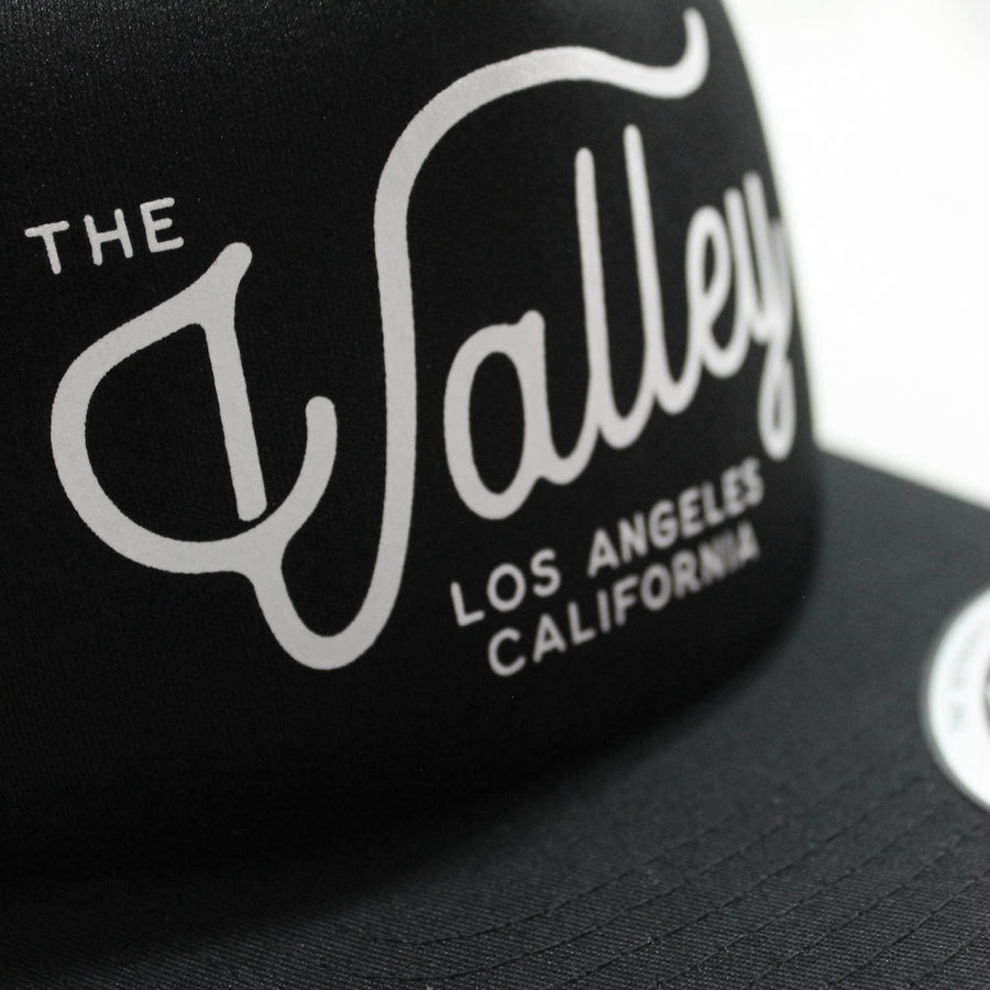 Valley Trucker - Black