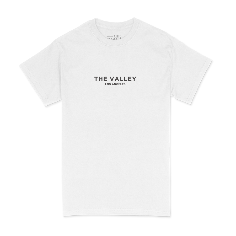 The Valley Type Tee