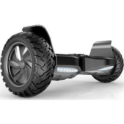 "8.5"" Off Road Hoverboard - Black"
