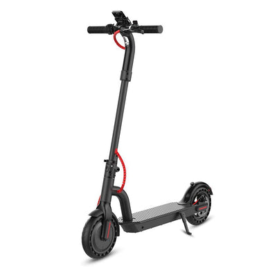 "Folding Scooter for Adult 8.5"" Off Road Fodable Electric Commuter Scooter"