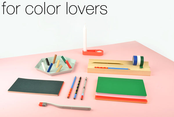 for color lovers