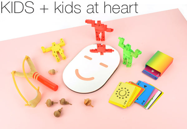 gifts for kids and kids at heart