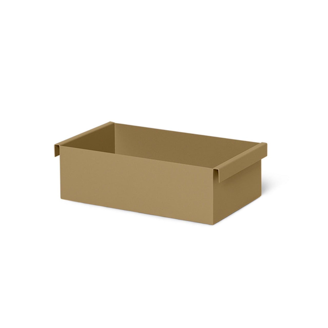 Plant Box Container Insert - Olive