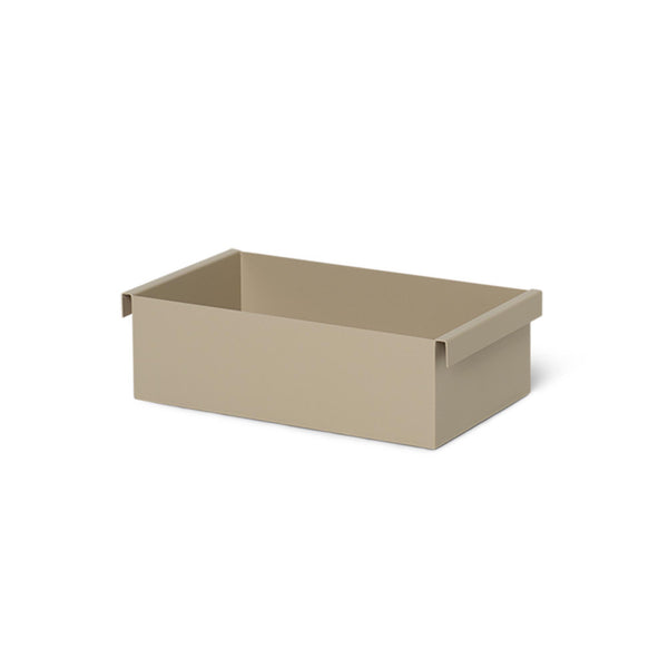 Plant Box Container Insert - Cashmere