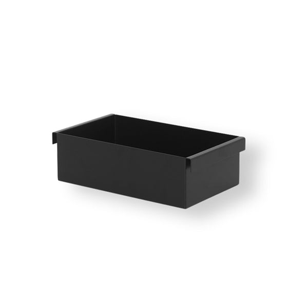 Plant Box Container Insert - Black