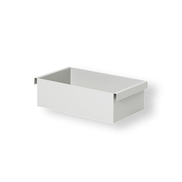 Plant Box Container Insert - Light Grey