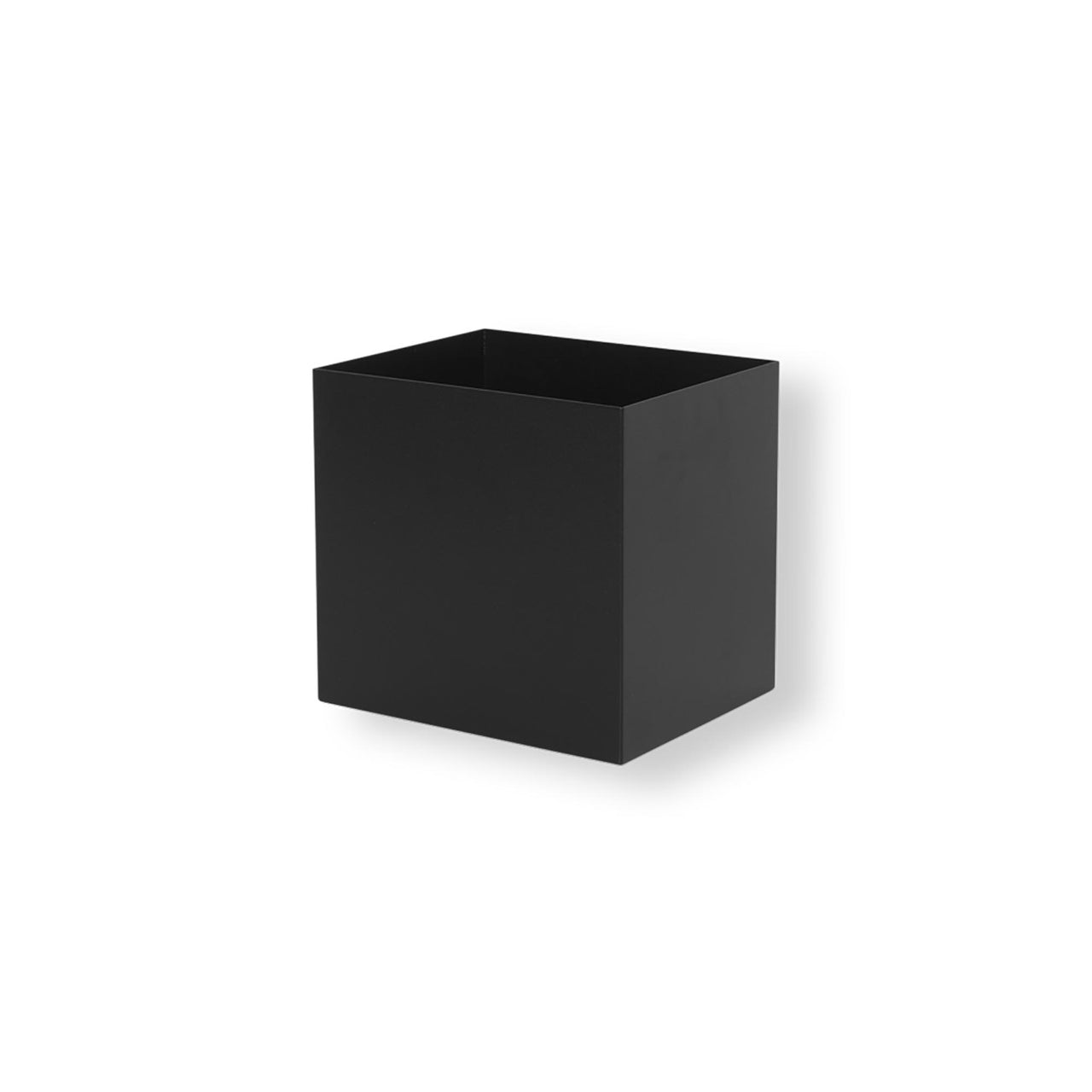 Plant Box Pot Insert - Black