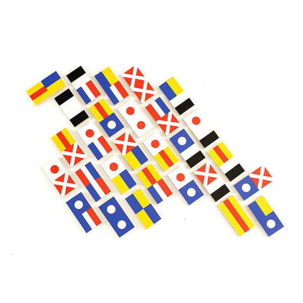 Dominoes - Flags