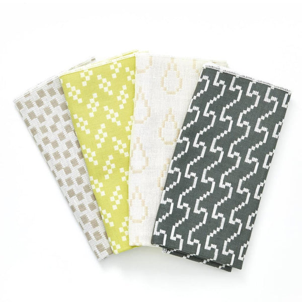 Bitmap Napkins Colors