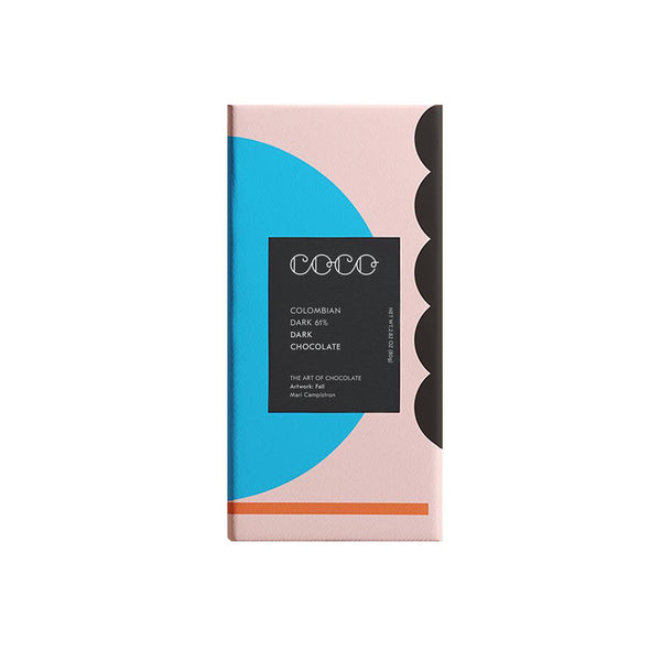 Colombian Dark Chocolate Mini Bar