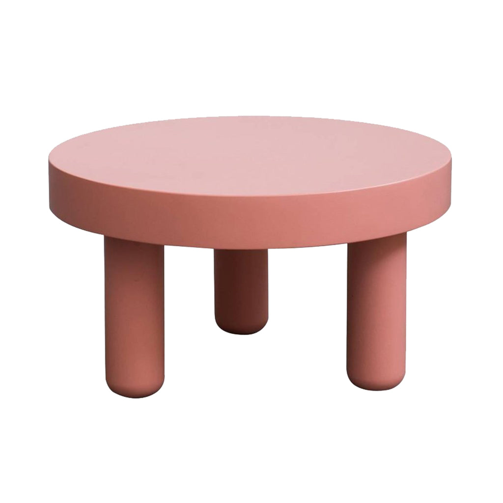 Low Table - Rose