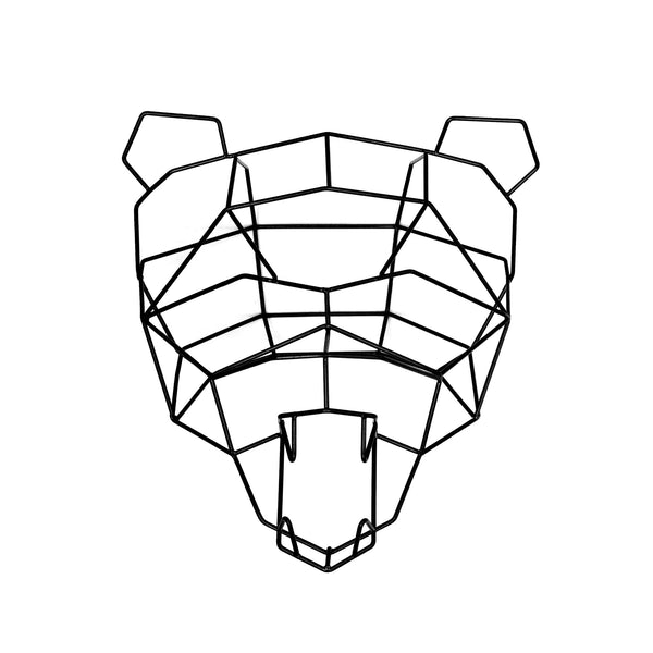 Polar Bear Trophy Head - Woonwinkel - 1
