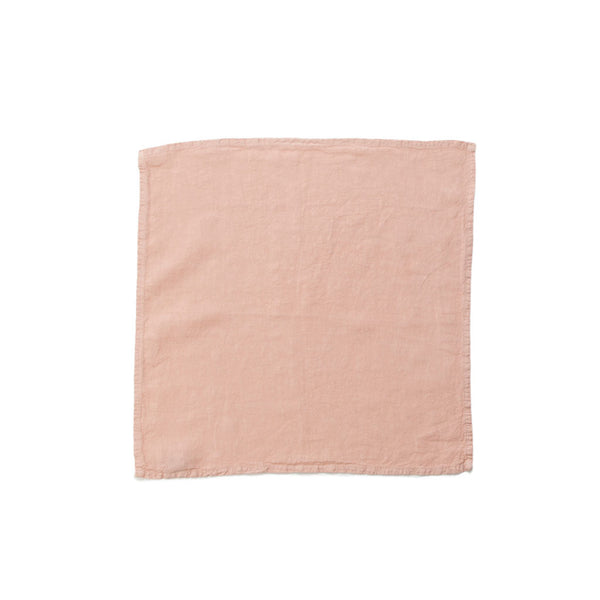 Simple Linen Napkin Blush