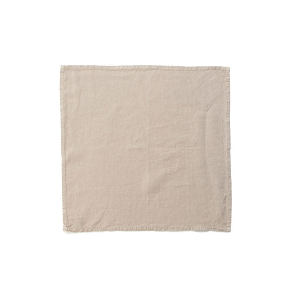 Simple Linen Napkin Flax