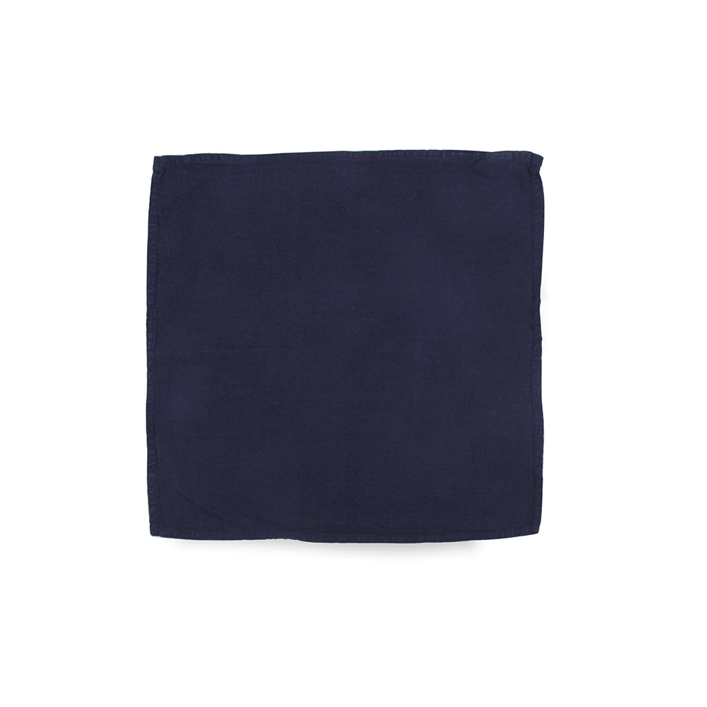 Simple Linen Napkin Navy
