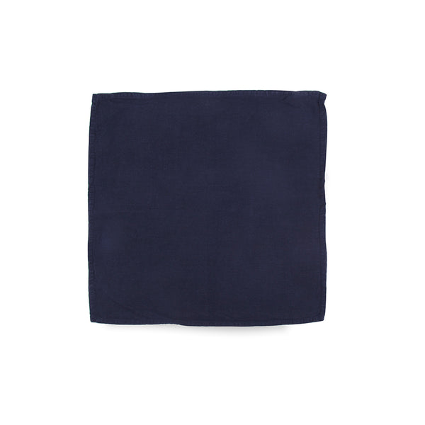 Simple Linen Napkin Navy Set of 4