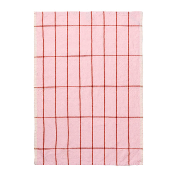 Hale Tea Towel - Rose