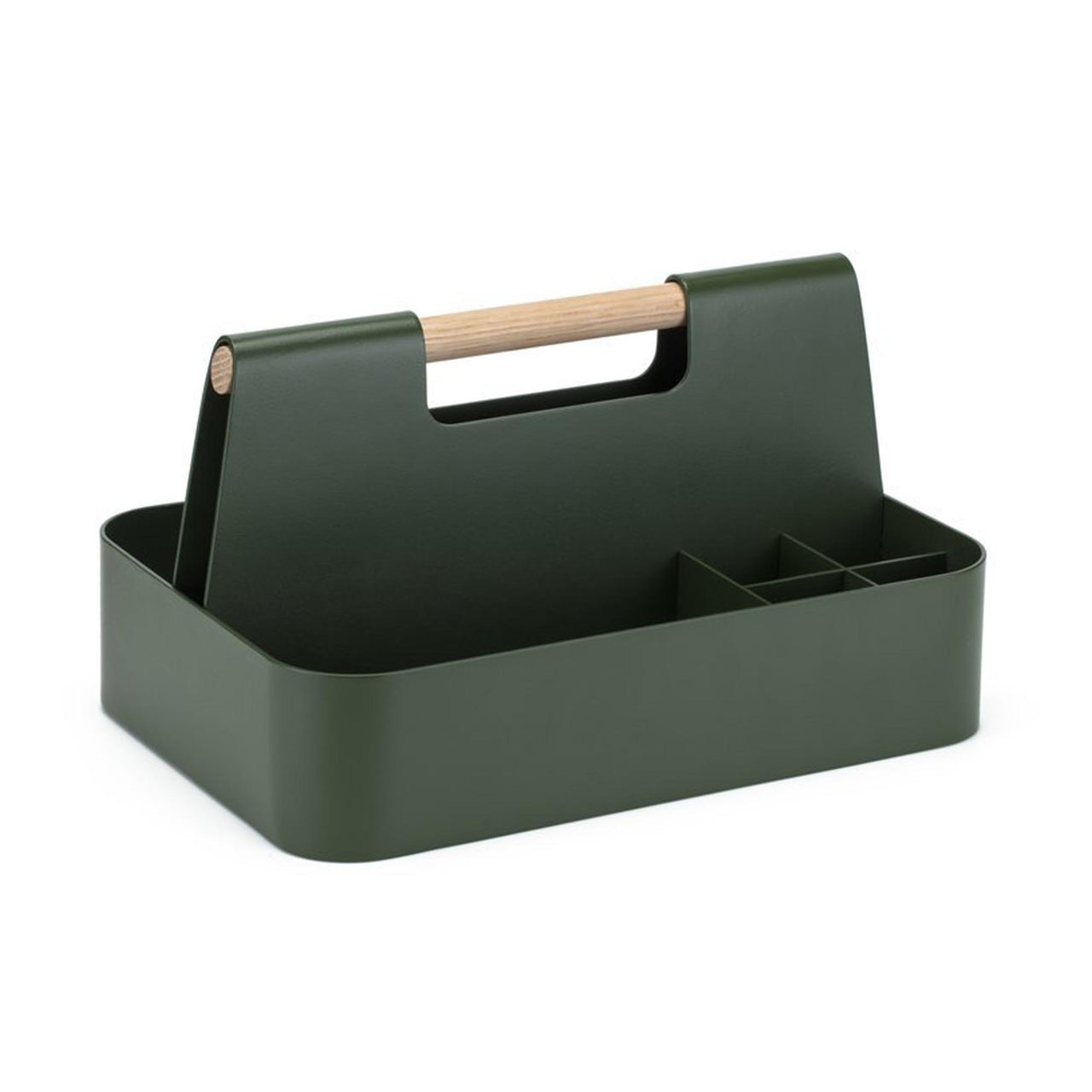 Elin Desk Caddy Moss