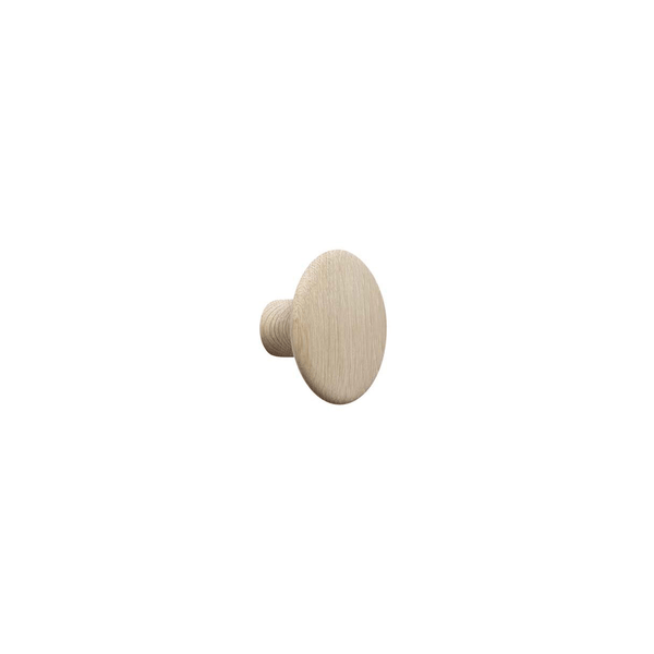 Dot Hooks Oak Extra Small