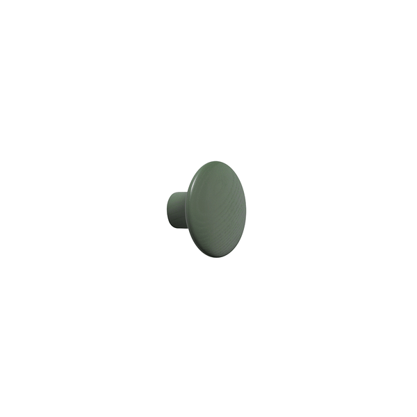 Dot Hooks Dusty Green Extra Small