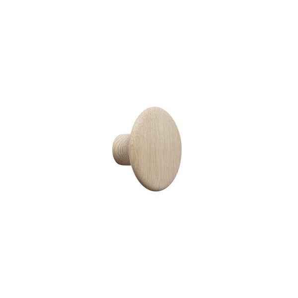 Dot Hooks Oak Small