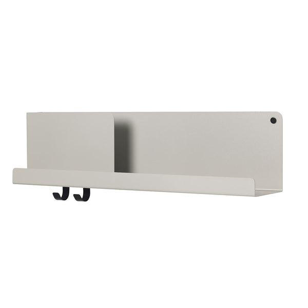 Folded Shelf Medium Grey