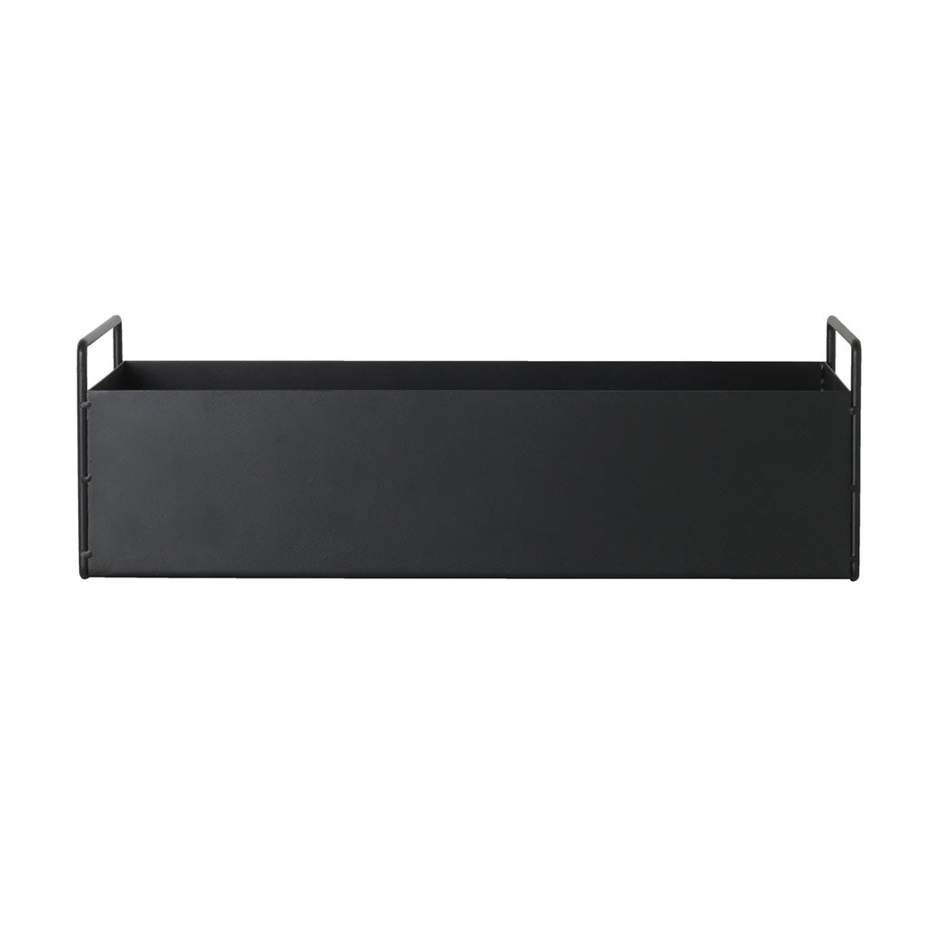 Small Plant Box Black