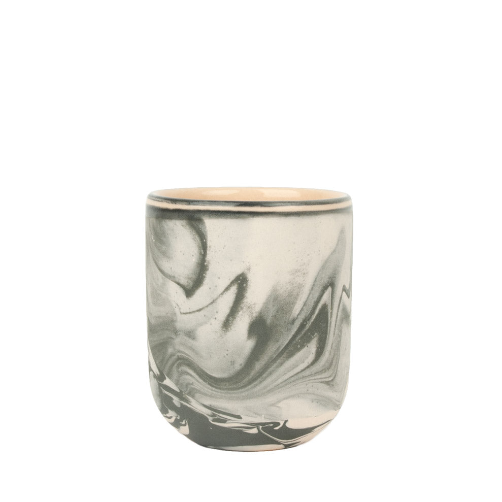 Small Cup Marbled