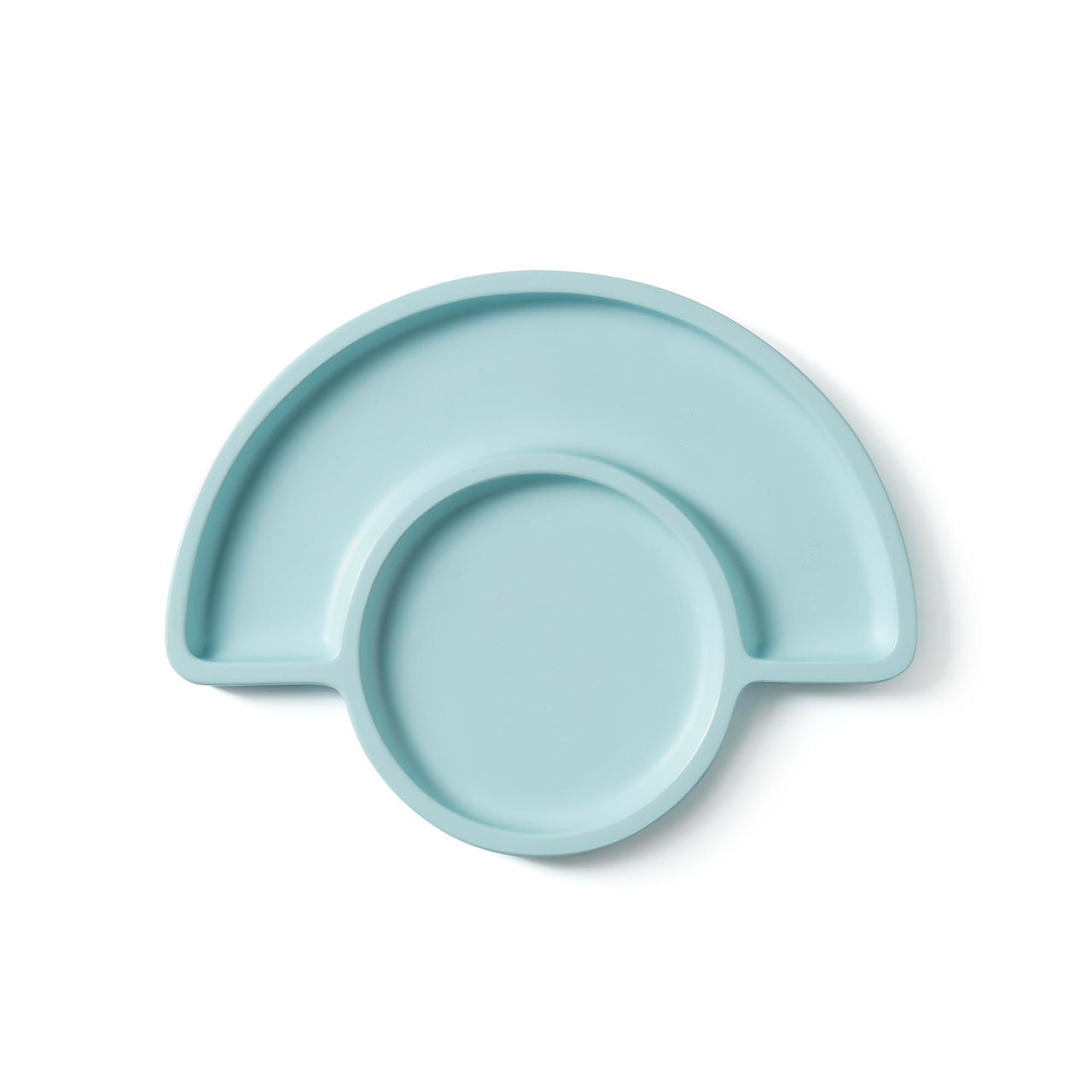 Templo Circle Tray - Light Blue