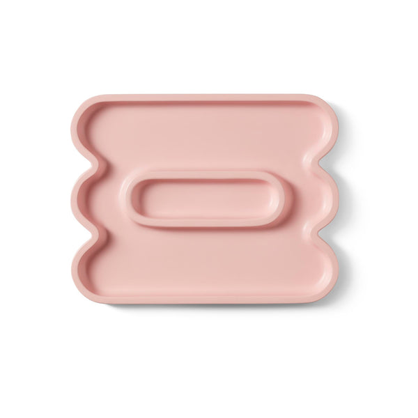 Templo Groove Tray - Pink