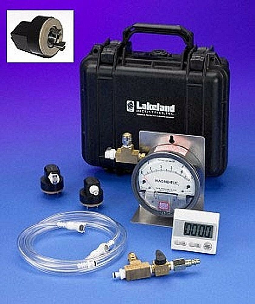 LAKELAND 00011 NFPA TEST KIT Compressor not included