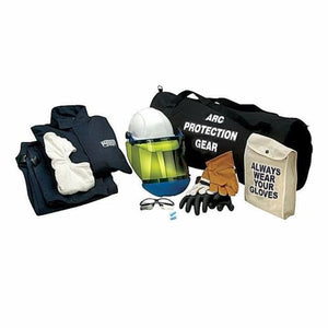 CHICAGO PROTECTIVE APPAREL (CPA) AG12 12 CAL JACKET+BIB KIT WITH GLOVES