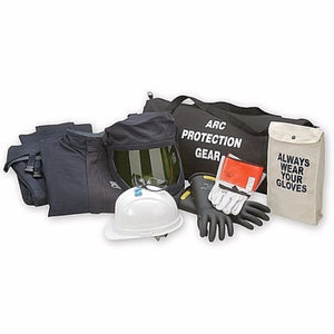 CHICAGO PROTECTIVE APPAREL (CPA) AG20-JP 20 CAL ARC FLASH KIT WITH GLOVES