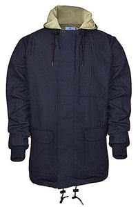 NATIONAL SAFETY APPAREL NSA C559S6SU__RG FR/AR 3 SEASON JACKET WITH LINER
