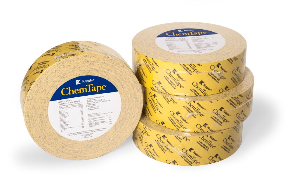 Kappler CBRN ChemTape Roll 99402YW Two Inch x Sixty Yards