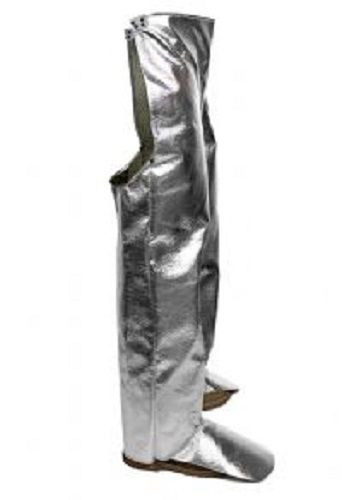 NATIONAL SAFETY APPAREL L40NLNL38 ALUMINIZED CHAPS 38