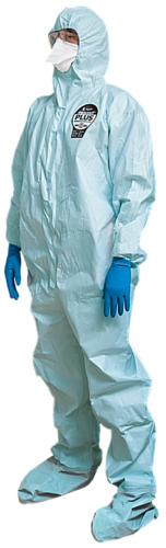 KAPPLER PPH439-99 PROVENT PLUS NFPA 1999 CERTIFIED BIOHAZARD PROTECTION