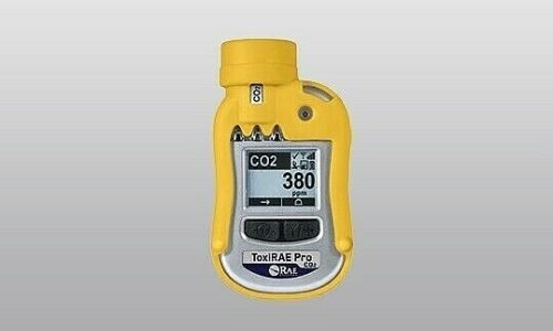 RAE SYSTEMS TOXIRAE PRO CO2 200-50,000ppm MONITOR G02-0007-000