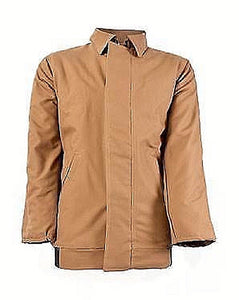 NATIONAL SAFETY APPAREL NSA C34UMMQ 60 cal ARC FLASH BOMBER JACKET WITH LINER