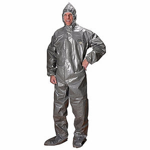 LAKELAND CHEMMAX 3 COVERALL #C3T150 CS. OF 6