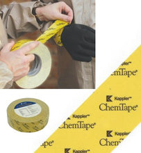 Kappler CBRN ChemTape 99402YW CASE of 24 Rolls Two Inch x Sixty Yards