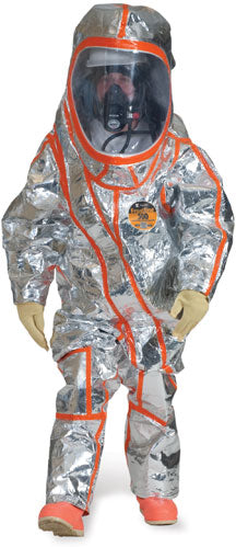 Kappler Frontline 500 F5H583-91 Vapor Total Encapsulating Suit