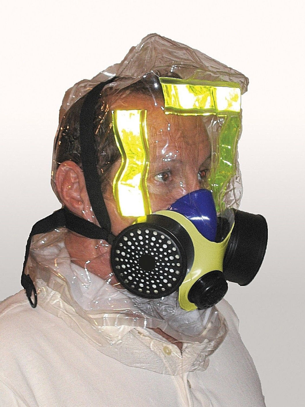 iEVAC SMOKE/FIRE/TOXIC GAS ESCAPE HOOD