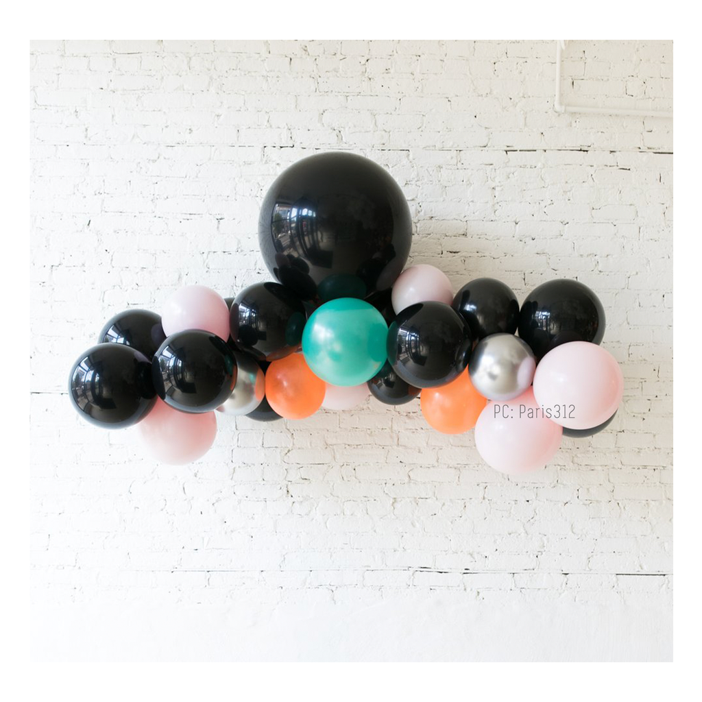 Halloween Balloon Garland