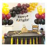 Trendy Birthday Balloon Pack 3 [Delivery only]