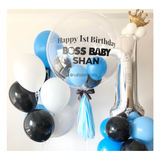 Boss Baby Bubble Balloon