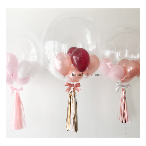 Create Your Own Bubble Balloon